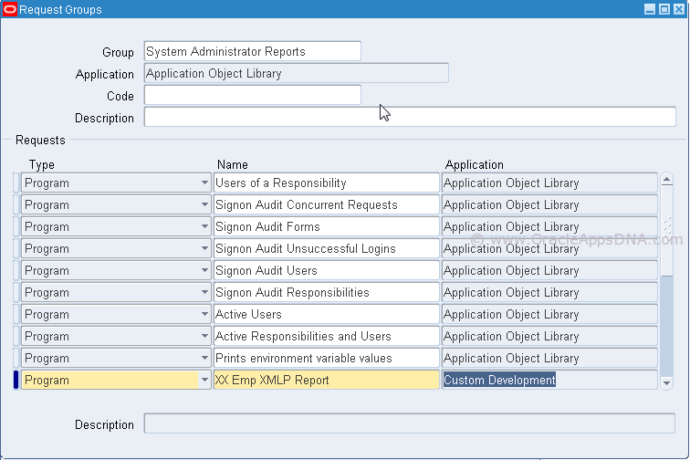 developing xml publisher reports using data template oracleappsdna
