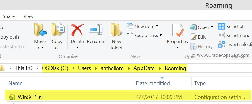 Do you know how to Retrieve WinSCP Stored Passwords? | OracleAppsDNA